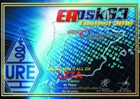 EA PSK63 CONTEST 2019
